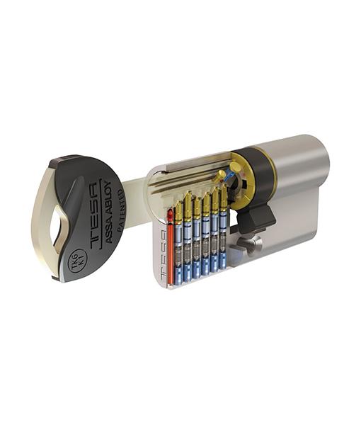 Tesa TX80 – Dubbele veiligheidscilinder